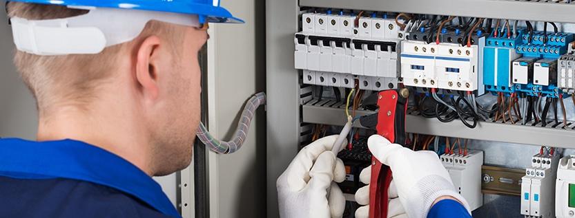 Technische Gebäudeausrüstung - Elektrotechnik