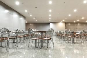 Technische Gebäude Ausrüstung Küche Kantine