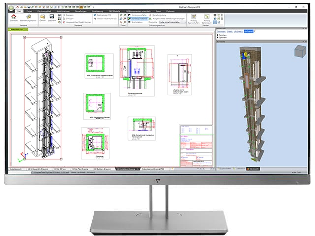 Digipara Liftdesigner