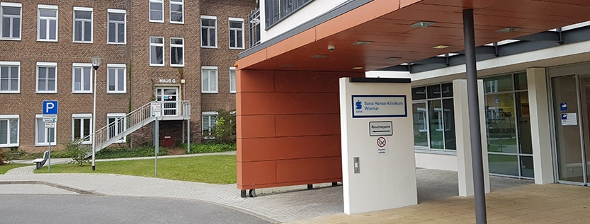 Sana Hanse Klinikum Wismar